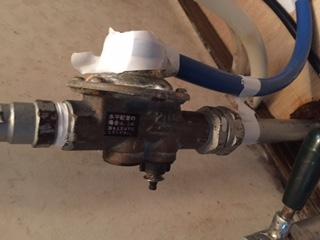水道修理|札幌市 手稲区 前田|減圧弁の水漏れ修理 ¥25,920税込