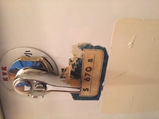 水道修理|札幌市 西区 八軒東|トイレレバーの交換修理 ¥10,800税込