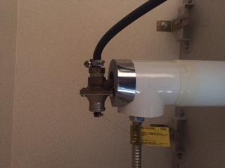 水道修理|札幌市 北区 北11条西|温水器用 安全弁交換 ¥12,960税込