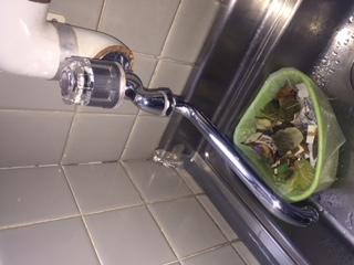 水道修理|札幌市 白石区 本通北|蛇口の水漏れ修理 ¥3,500税込
