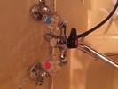 水道修理 札幌市 北区 北18条西 浴室蛇口の水漏れ修理 ¥3,500税込