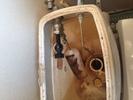 水道修理|札幌市 清田区 北野|トイレの水漏れ修理 ¥14,040税込