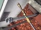 水道修理|札幌市 豊平区 平岸|元栓の故障修理 ¥12,960税込